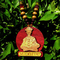 New! Midnite Pendant (Hand Crafted)