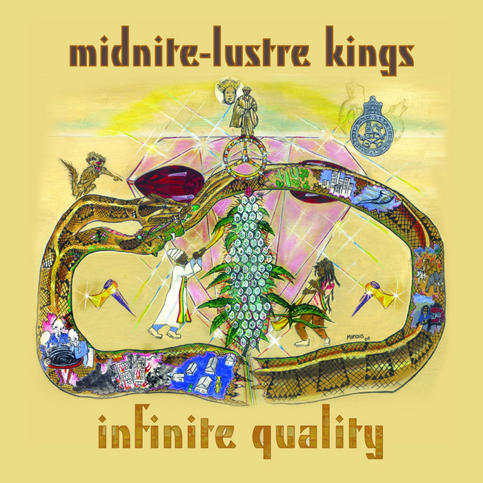 midnite - infinite quality (2007)