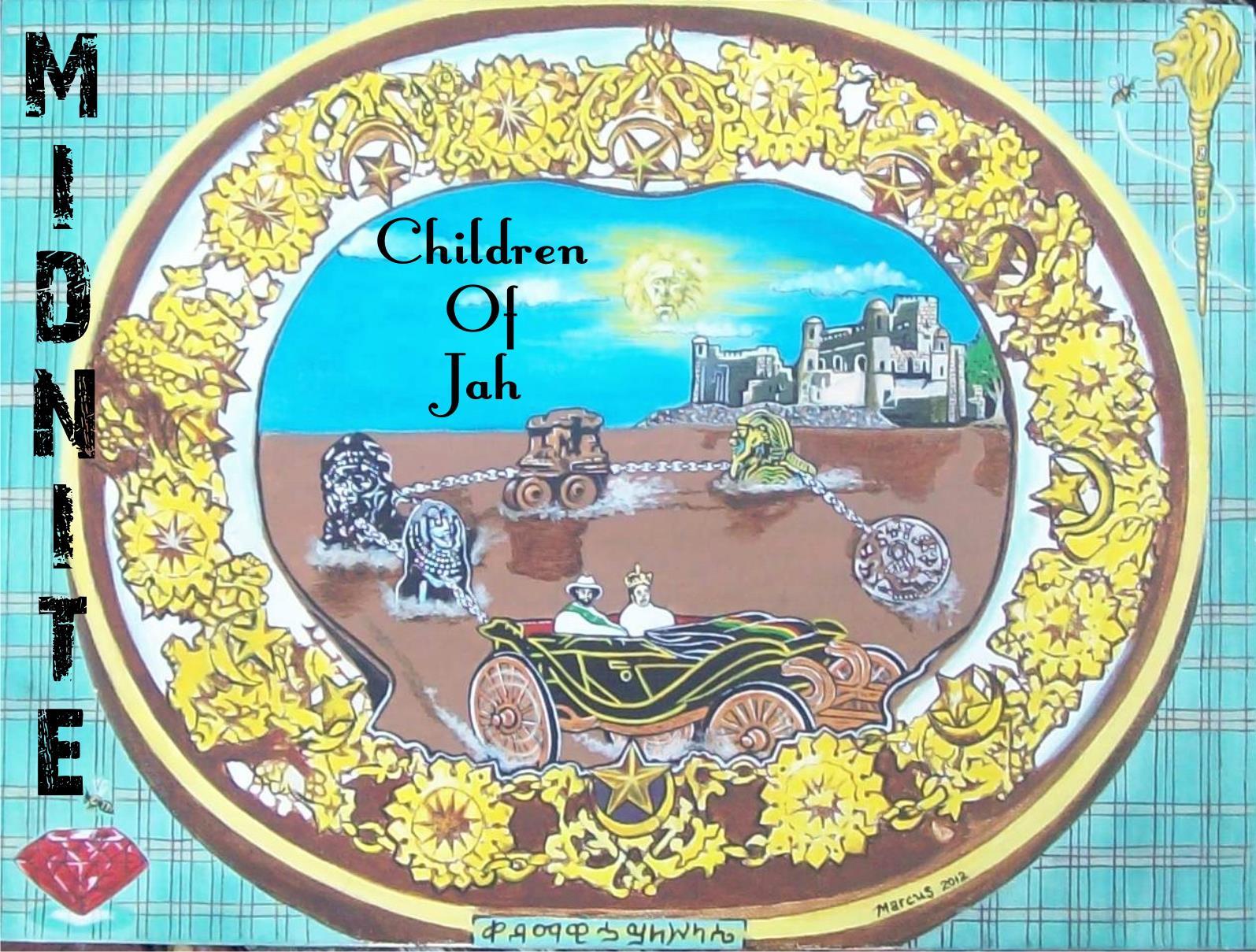 Midnite - Children of Jah (2012)