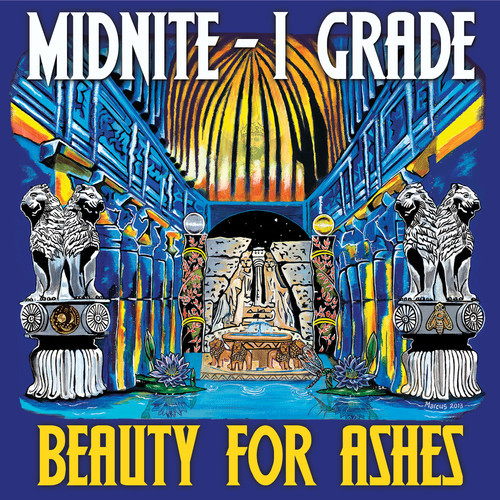 MIDNITE - BEAUTY FOR ASHES (2014)