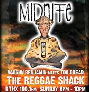 New Vaughn Benjamin radio innerview on The Reggae Shack