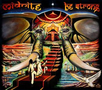 Final Fifth Son & Midnite BE STRONG album cover and full  song!